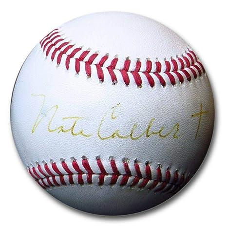 Sports Mem, Cards & Fan Shop Baseball-mlb Trevor Wilson Autographed Nl Baseball 100% Original