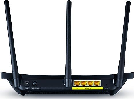 Tp Link Ac1900 Touch Screen Wifi Re590t Elektronik