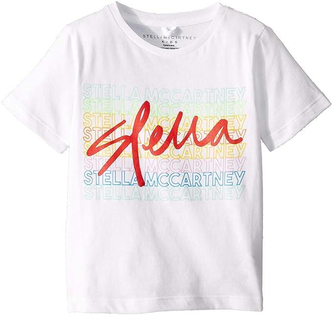 93b75d45821 Amazon.com: Stella McCartney Kids Baby Girl's Logo Sport Short ...