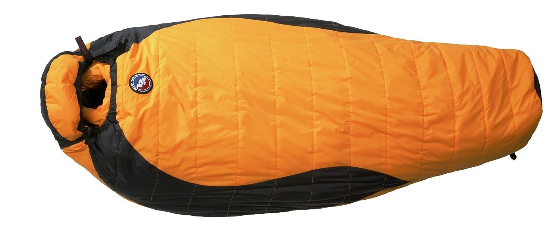 Big Agnes Lobezno Jr 15 Grado M3 sintético Fill - Saco de Dormir (para hasta 5 , Mango/Gray: Amazon.es: Deportes y aire libre