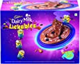 Cadbury Dairy Milk Lickables Chocolate, 20g (Pack of 12)