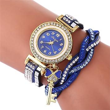 Amazon.com: Relojes de pulsera en venta, paymenow Mujer ...