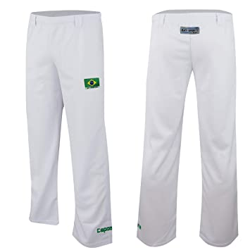 KWON Capoeira Hose Brasil Wei/ß Kwon 140