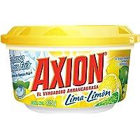 Axion Lavatrastes Lima-Limón en Pasta, 425 g