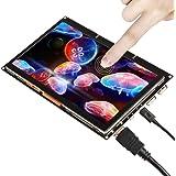 GeeekPi 7 Inch 1024x600 Capacitive Touch Screen HDMI Monitor TFT LCD Display for Raspberry Pi/Beagle Bone Black/Windows…