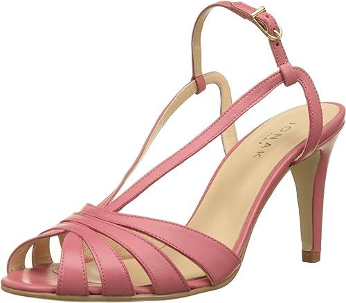 sandales jonak rose