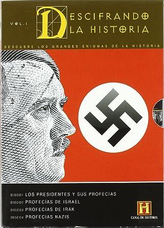 Pack Descifrando la historia 1 [DVD]: Amazon.es: Varios: Cine y Series TV