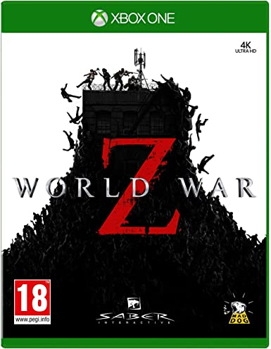 World War Z - Xbox One [Importación inglesa]: Amazon.es: Videojuegos