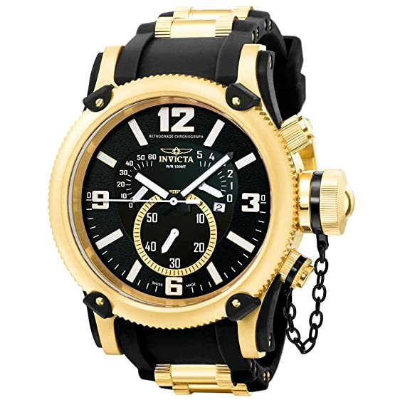 Invicta Caballero 5670 Russian Diver Collection Anniversary Edition cron—grafo Reloj