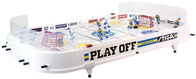 3 opinioni per Stiga Play-Off Gioco Hockey, Bianco, Taglia Unica
