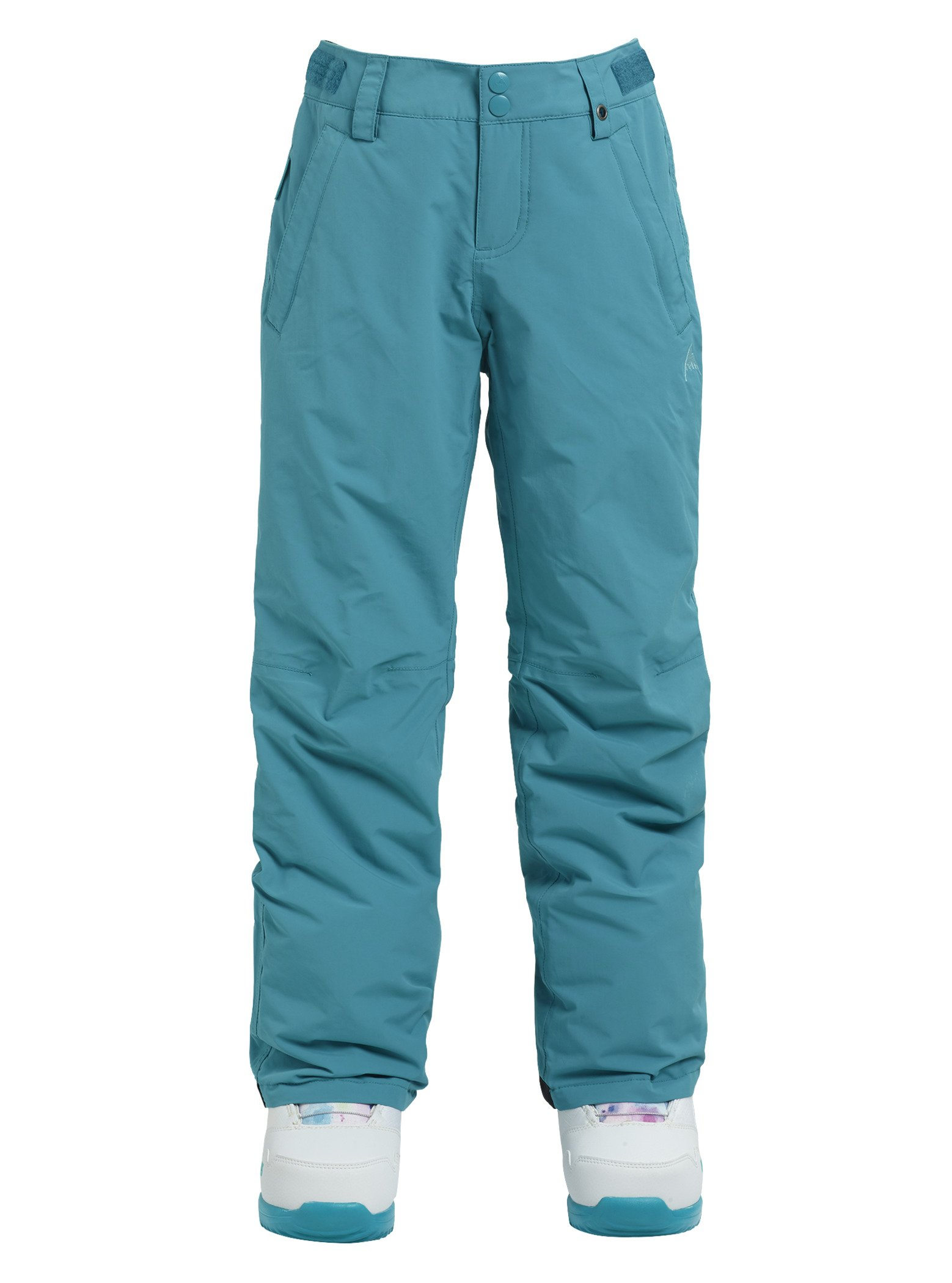 Burton Kids Girls Sweetart Snow Pants Tahoe Size Large by Burton