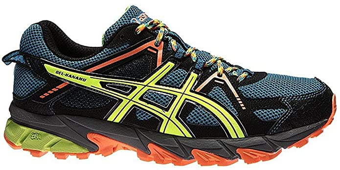chaussure trail asics gel kanaku