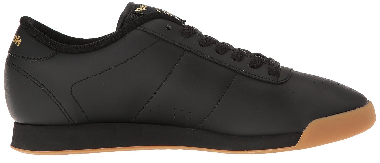 Reebok Women's Princess Sneaker B06XWHHWNV 7 B(M) US Black/Black/Black
