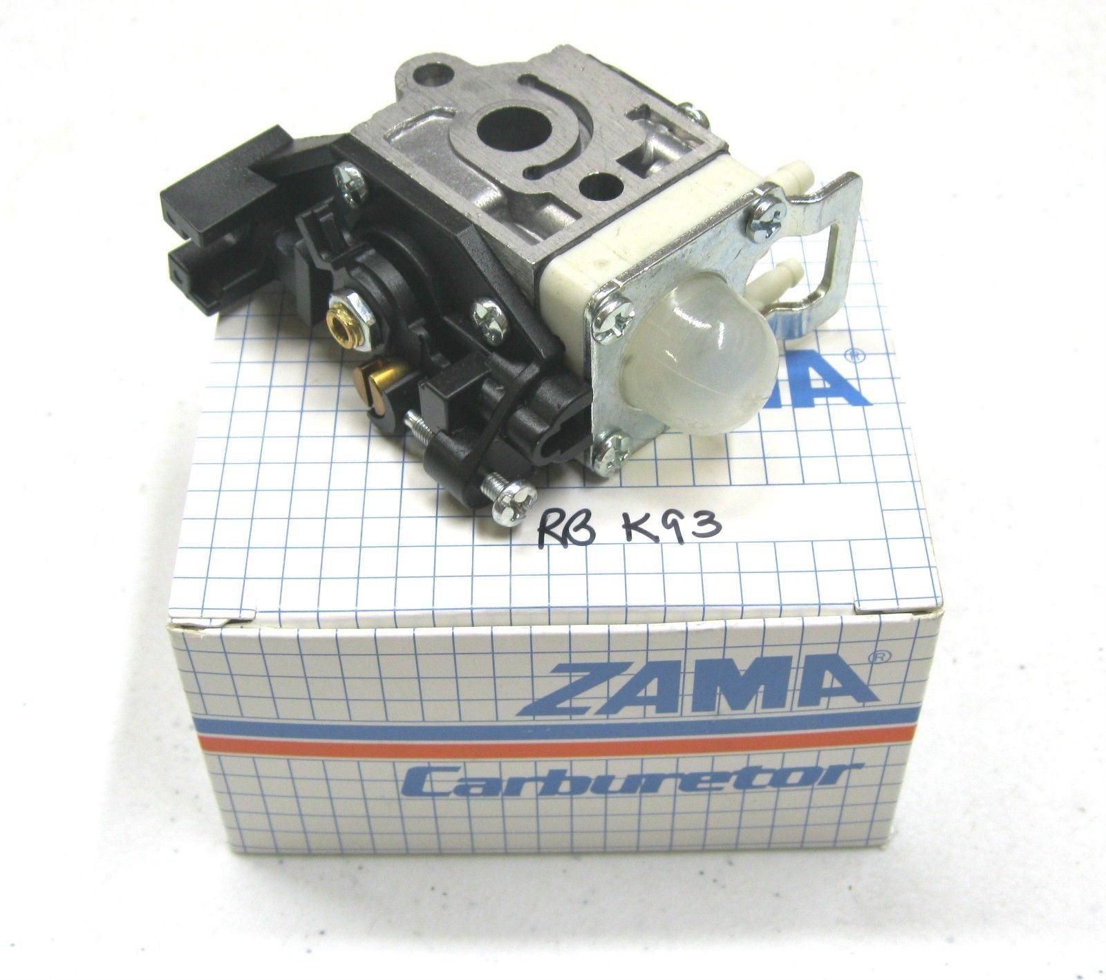 New OEM Zama RB-K93 CARBURETOR Carb for Echo PAS-225 Power Head / String Trimmer supplier_id_theropshop, #UGEIO32251469589113
