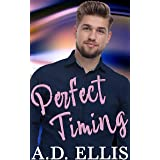 Perfect Timing: A steamy, small-town, M/M soul mates romance (A Small-Town Briarton Romance)