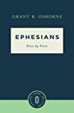 Ephesians Verse by Verse (Osborne New Testament Commentaries)