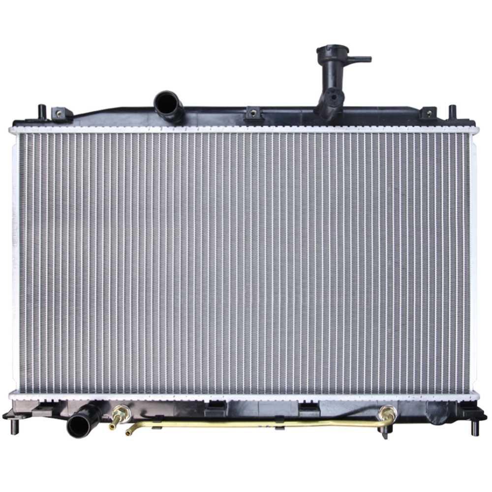 Prime Choice Auto Parts RK1164 New Aluminum Radiator