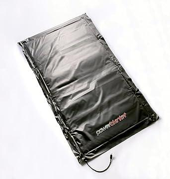powerblanket MD15 X 60-uk calentado eléctricamente hormigón curado manta, fija interior termostato,