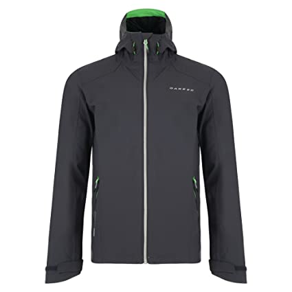 Dare 2b Mens Rectitude Polyester Waterproof Breathable Jacket