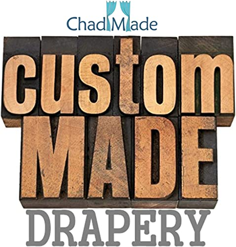 ChadMade Custom Made Pricing Adjuster for Sample Adding Lining Size Heading Custom-Made-Order