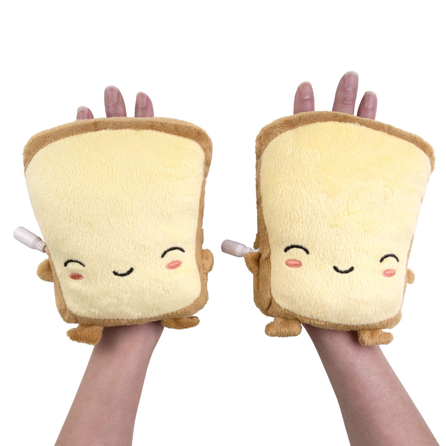 Smoko Toast USB Handwarmers (Butta) by Smoko