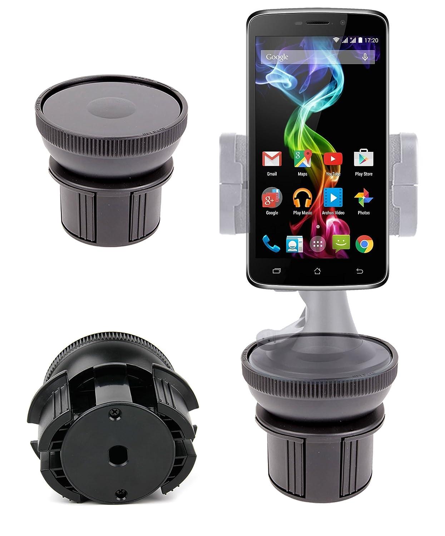 Amazon com: DURAGADGET Anti-Shock/Vibration & Adjustable in