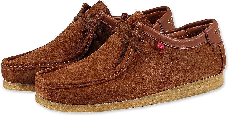 Djinns Genesis Low Suede Tan 45: : Schuhe & Handtaschen