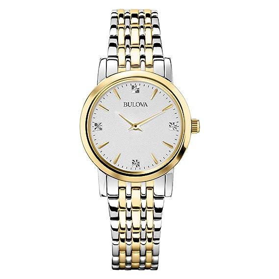 Bulova 98P115 Mujeres Relojes