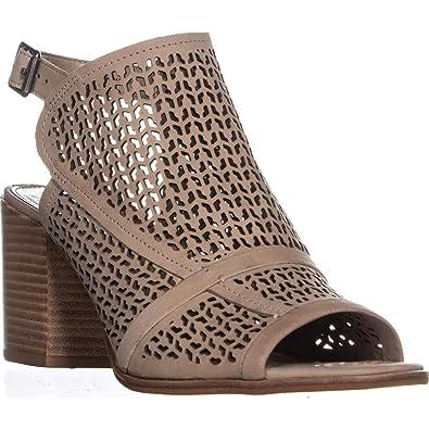 2942a5c3238 Amazon.com | Vince Camuto Womens Lendia Leather Open Toe Casual Mule ...