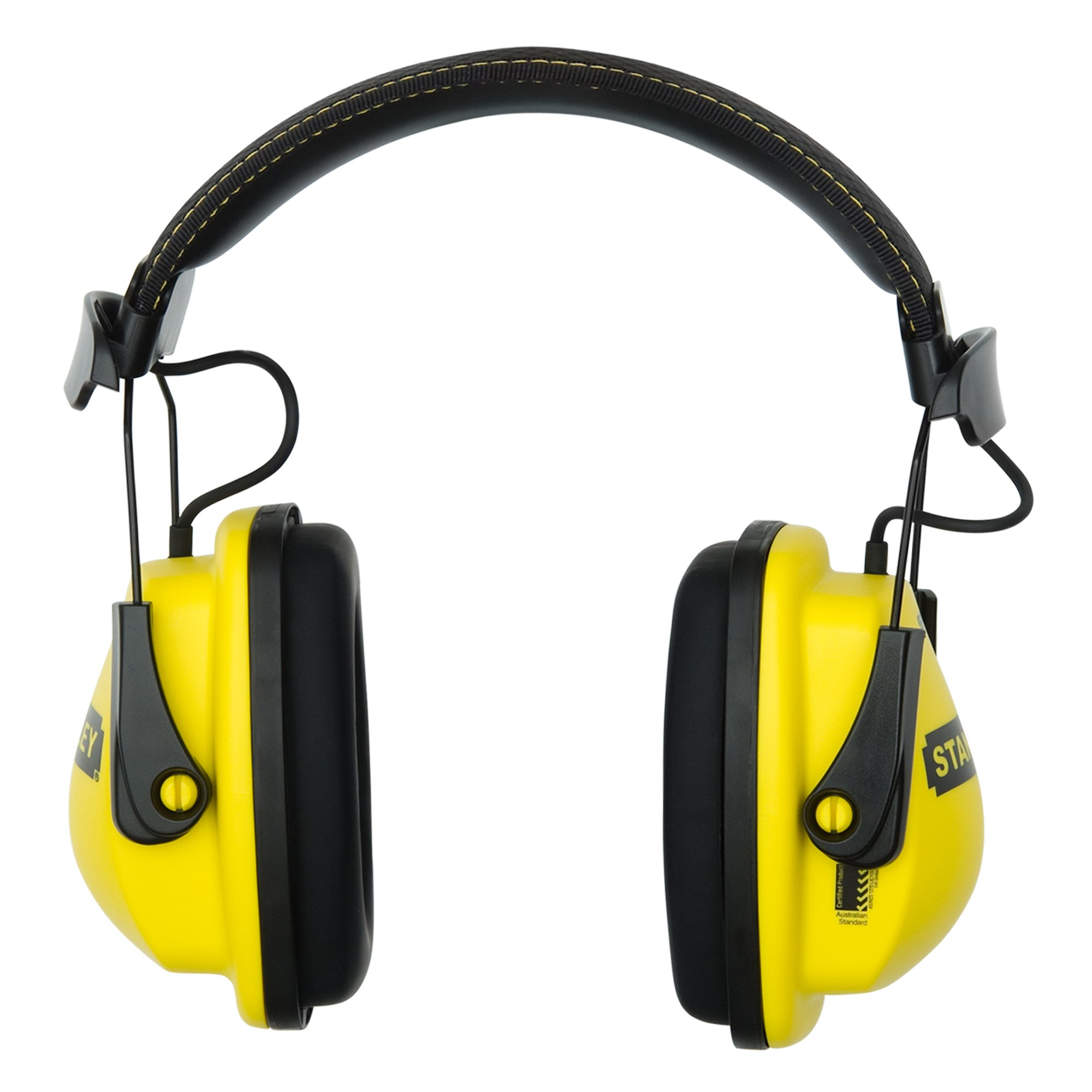 Stanley Sync Stereo Earmuff with MP3 Connection (RST-63011) by Stanley (Image #2)