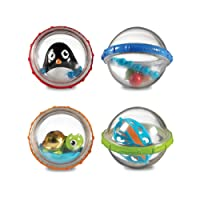 Munchkin Float and Play Bubbles Bath Toy - Pack of 2