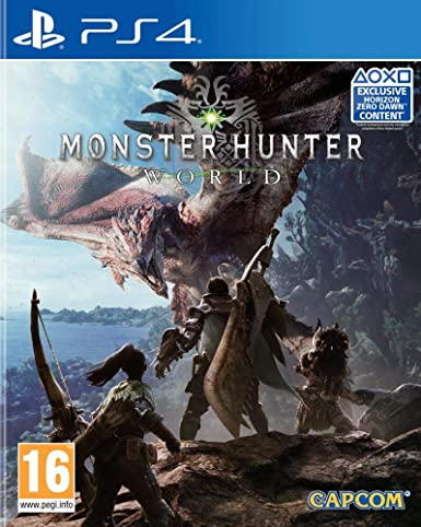 Monster Hunter World - PlayStation 4 [Importación francesa]: Amazon.es: Videojuegos