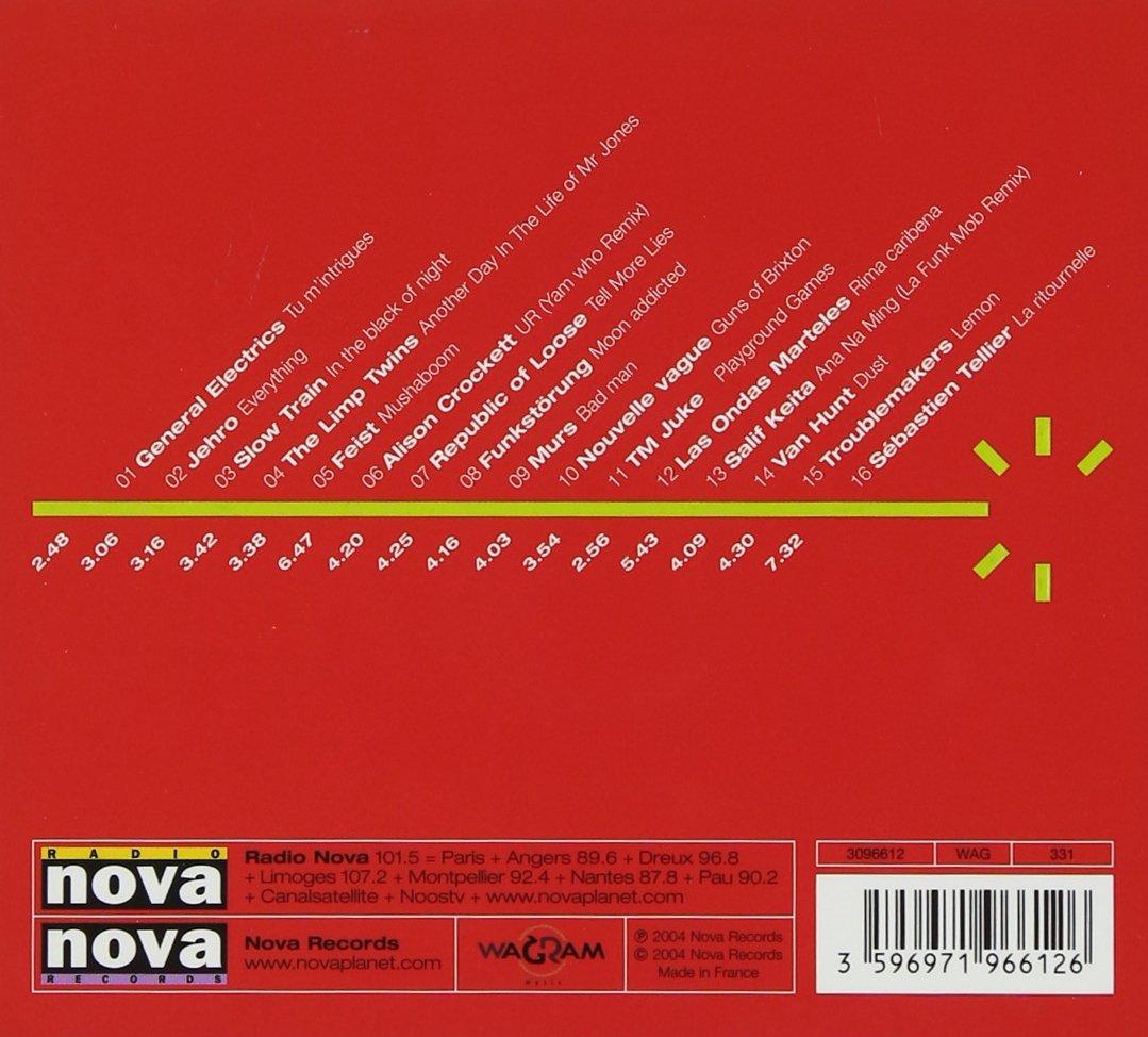 - NOVA TUNES 1.0 - Amazon.com Music