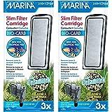 Marina Slim Filter Carbon Plus Ceramic Cartridge - 18-Pack