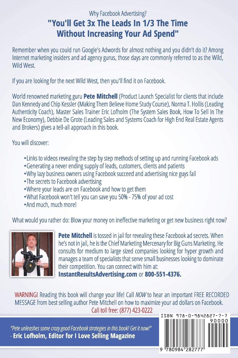 What Everyone Ought to Know about Facebook Advertising: How
