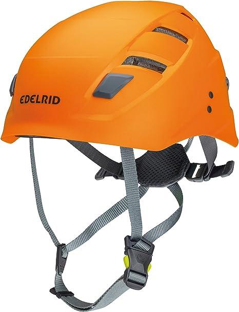 Casco de escalada Edelrid Zodiac Lite naranja 2014: Amazon ...