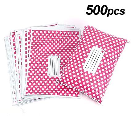 500 unidades pantalla Envío bolsillos plástico bolsas para ...