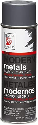 Design Master 239 Black Chrome Modern Metals