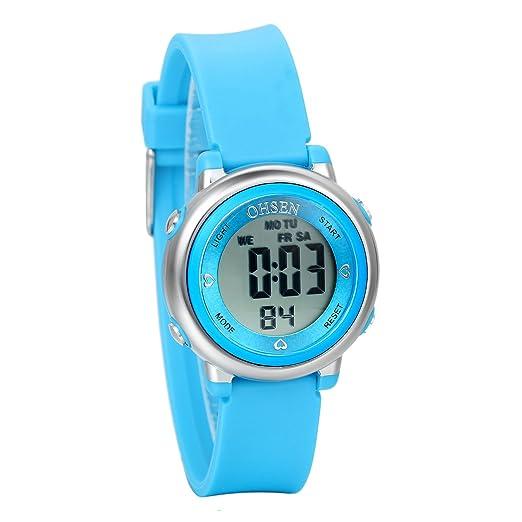 d58f7908cfeb Avaner Reloj para Niños Digital Reloj Deportivo Digital para Aire Libre