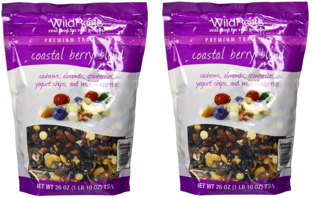 WildRoots Coastalberry 100 % Natural Trail Pack Finally popular brand Set of 2 Brand new Mix