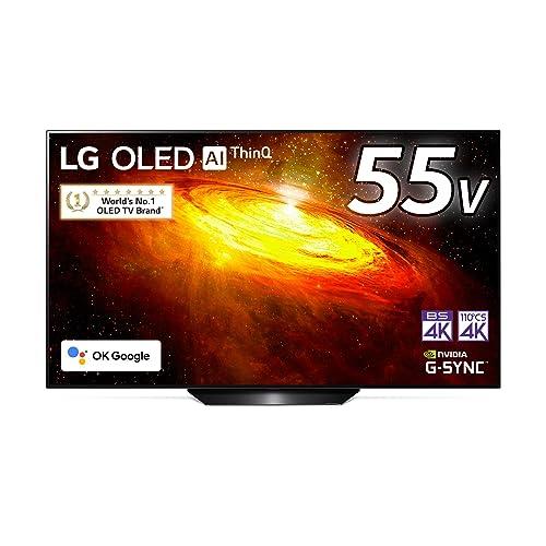 LG 55型 4K有機ELテレビ