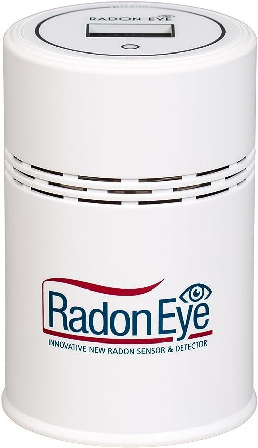 Medidor Gas Radón
