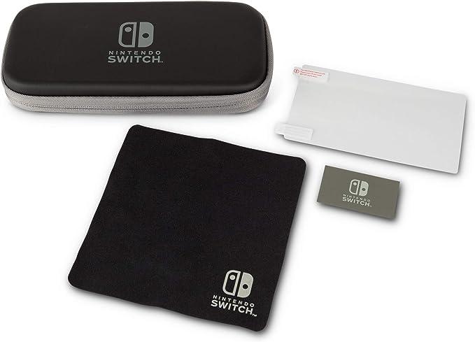 PowerA - Kit de estuche discreto para Nintendo Switch Lite: Amazon ...