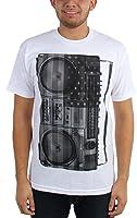 Famous Stars and Straps - - Système américain de son T-shirt