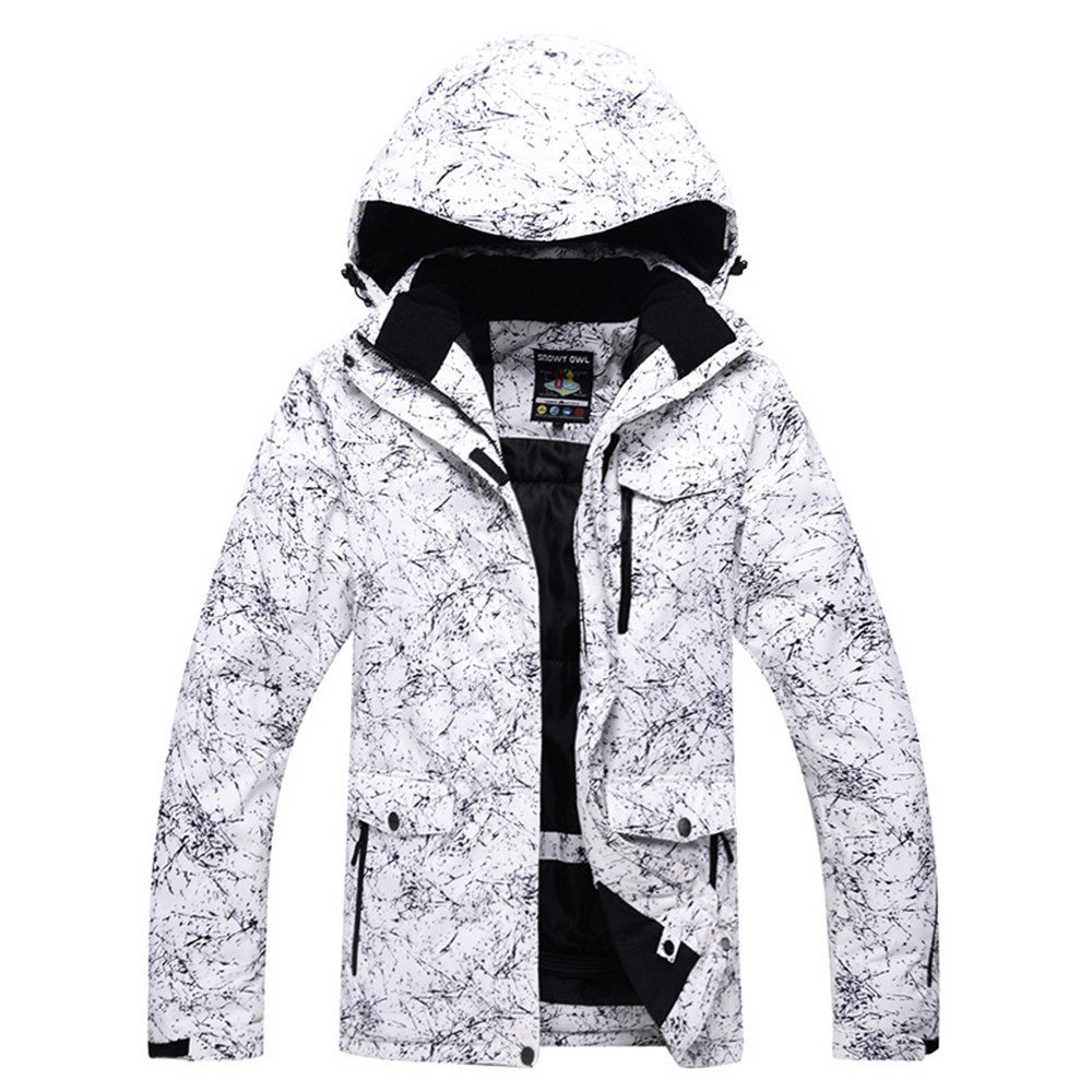 Women's High Windproof Technology colorful Snowboarding Jacket