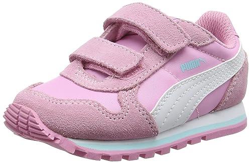 Puma St Runner NL V Inf, Zapatillas para Niñas: Amazon.es: Zapatos y complementos