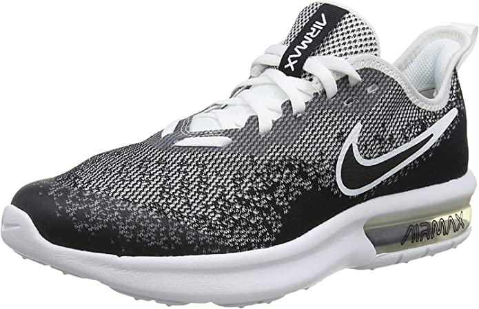 6 Nike Air Max Sequent 4 Boys//Girls Style AQ2244-002 Size