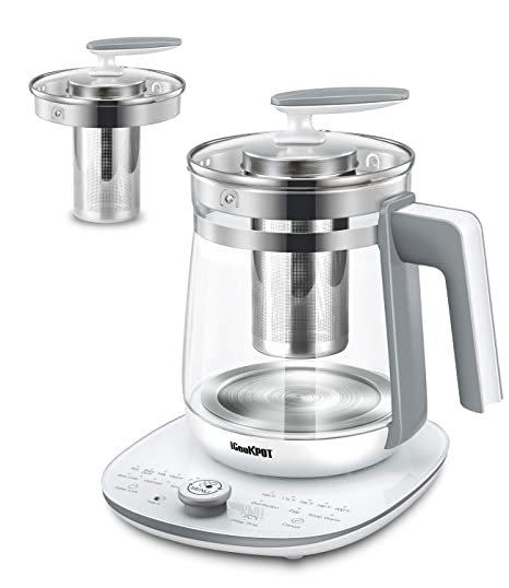 Картинки по запросу ICOOKPOT Multi-Use Glass Tea Maker
