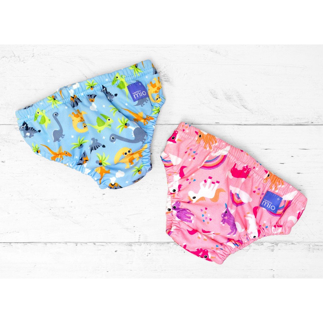Bambino Mio - Pañal bañador reutilizable multicolor Unicorn Talla:Pequeños (0-6 meses): Amazon.es: Bebé