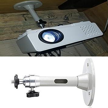 LANTWOO- Soporte Universal para proyector de Pared, Soporte de ...